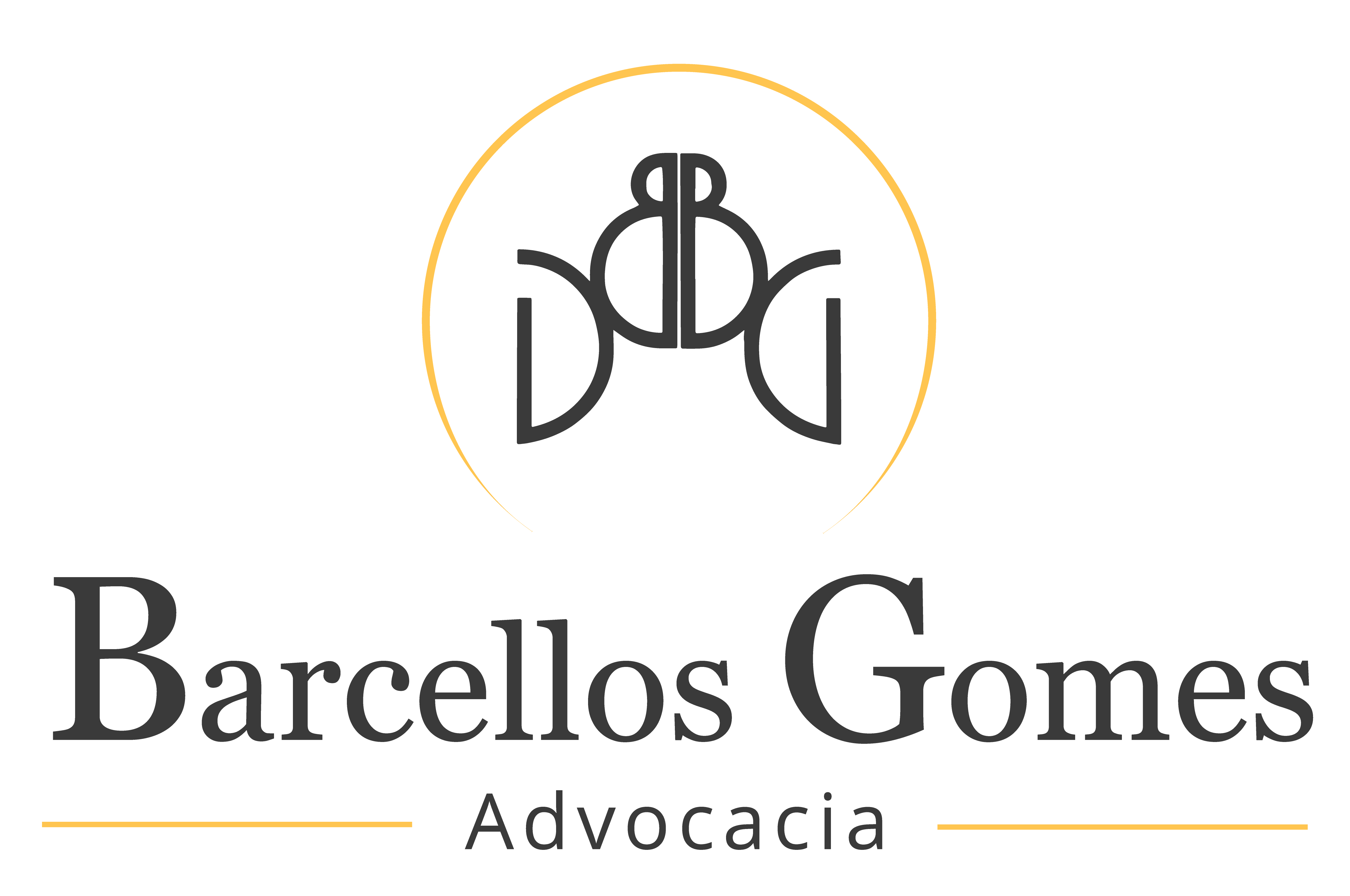 Logo Barcellos Gomes